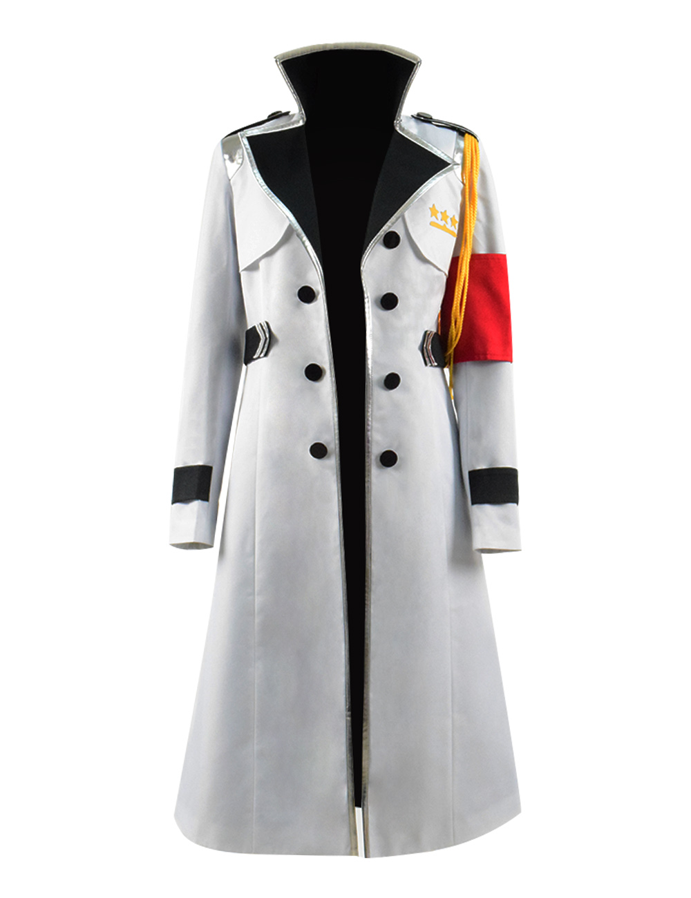 Darling in the frankxx 02 zero two code Cosplay Costume white Jacket Coat Trench