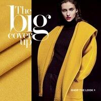 Fashion Wool Fabric For DIY Winter Suit Heavy Cloth 150CM 100CM