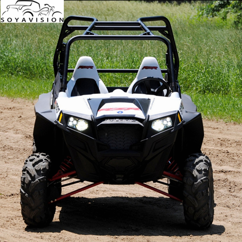 atv accessories led lights atv headlights polaris rzr xp. Black Bedroom Furniture Sets. Home Design Ideas
