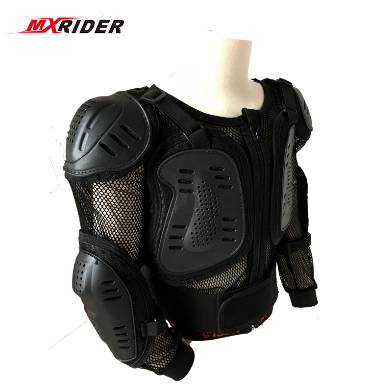 Motorcycle Body Protector Motocross Racing Full Kids Body Armor Protector Motorcycle Jackets for Children