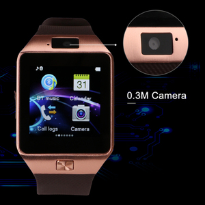 Image 5 - Mens Sports Smartwatch DZ09 Android Phone Call Bluetooth Smart Watch Relogio 2G GSM SIM TF Card Camera for Phone PK GT08 A1