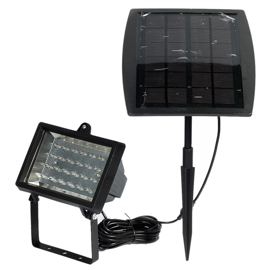 Solar Panel Outdoor Lights