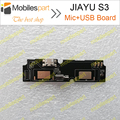 Jiayu S3 Tarjeta de Puertos de Carga USB + Mic micrófono Reemplazo Asamblea Reparación de Fijación parte para Jiayu S3 S3 +
