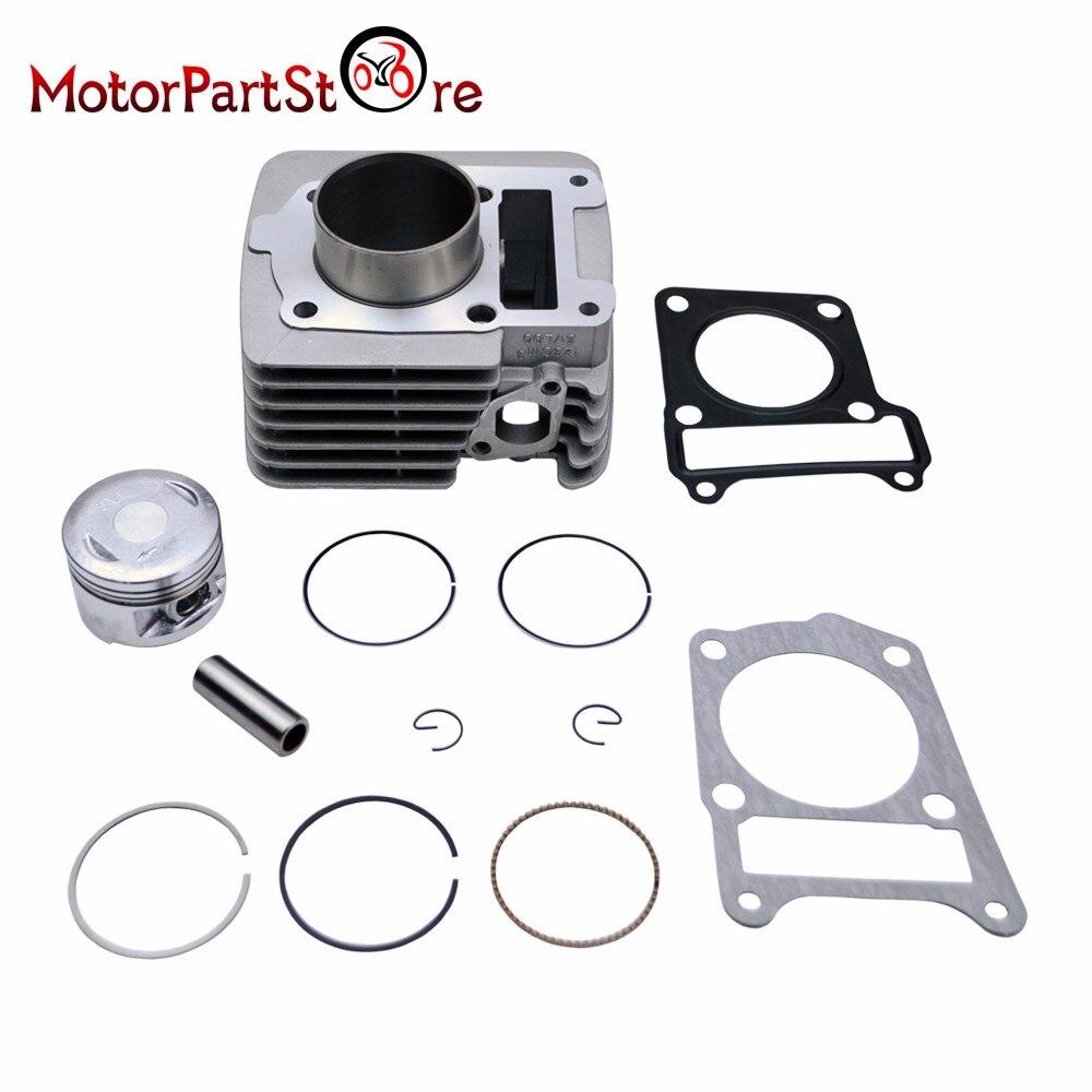 Cylindre de Piston Kit de Joint pour Yamaha TTR125 TTR125E TTR 125 2000 2001 2002 2003 2004 2005 Moto Vtt vtt D25