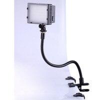 Neewer Photo Studio Eclairage Lumière Stand Magique Clamp avec Bras Flexible pour Photographie Équipements et Accessoires