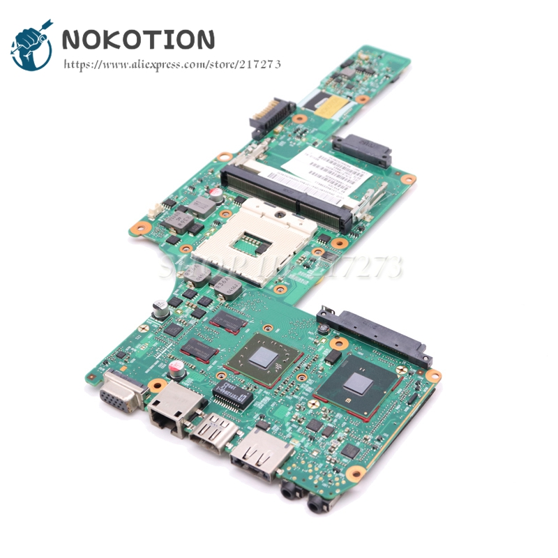 For Toshiba Satellite L630 L635 Intel HM55 V000245100 Motherboard DDR3 test ok