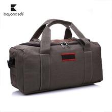 Sports Bag Gym Bags Men Fitness Travel Handbag One Shoulder Backpack Canvas Handheld Outdoor Pack Sport Rucksack