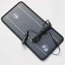 8.5 Вт 18 В Панели солнечные Зарядное устройство для автомобиля Батарея/Мобильные телефоны/Запасные Аккумуляторы для телефонов Портативный солнечных батарей Зарядное устройство Высокое качество Бесплатная доставка
