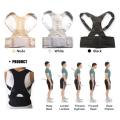 Adjustable Magnet Posture Corrector Male Corset Back Belt Straightener Band Brace Shoulder Corrector De Postura Suporte Belt