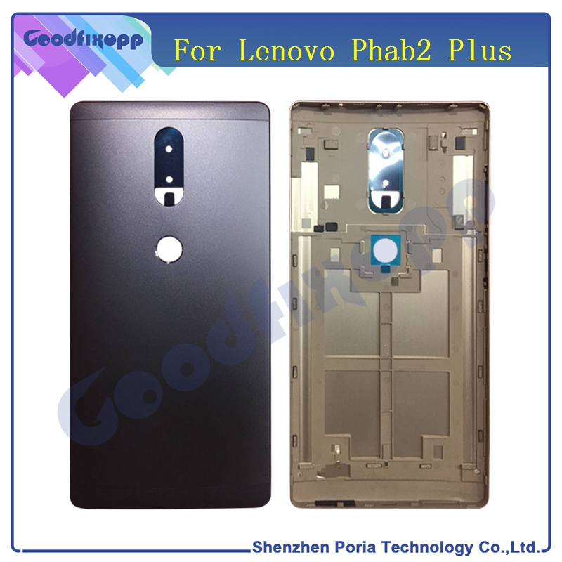 newest e710e 0b682 US $19.07 |Battery Back Cover For Lenovo Phab 2 Plus Mobile Phone Housings  Rear Cover For Lenovo Replacement Parts For Lenovo 670N-in Mobile Phone ...