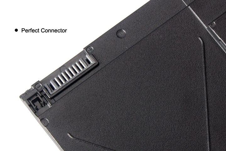 KingSener SB03XL batería del ordenador portátil para HP EliteBook 820 de 720 de 725 G1 HSTNN-LB4T HSTNN-IB4T 716726-1C1 716726-421 E7U25ET 11,25 V 46Wh - 4