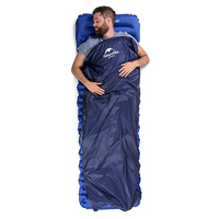 Naturehike Ultralight Sleeping Bag Portable with Compression Sack For 3 Season Traveling Camping Hiking Outdoor Activities