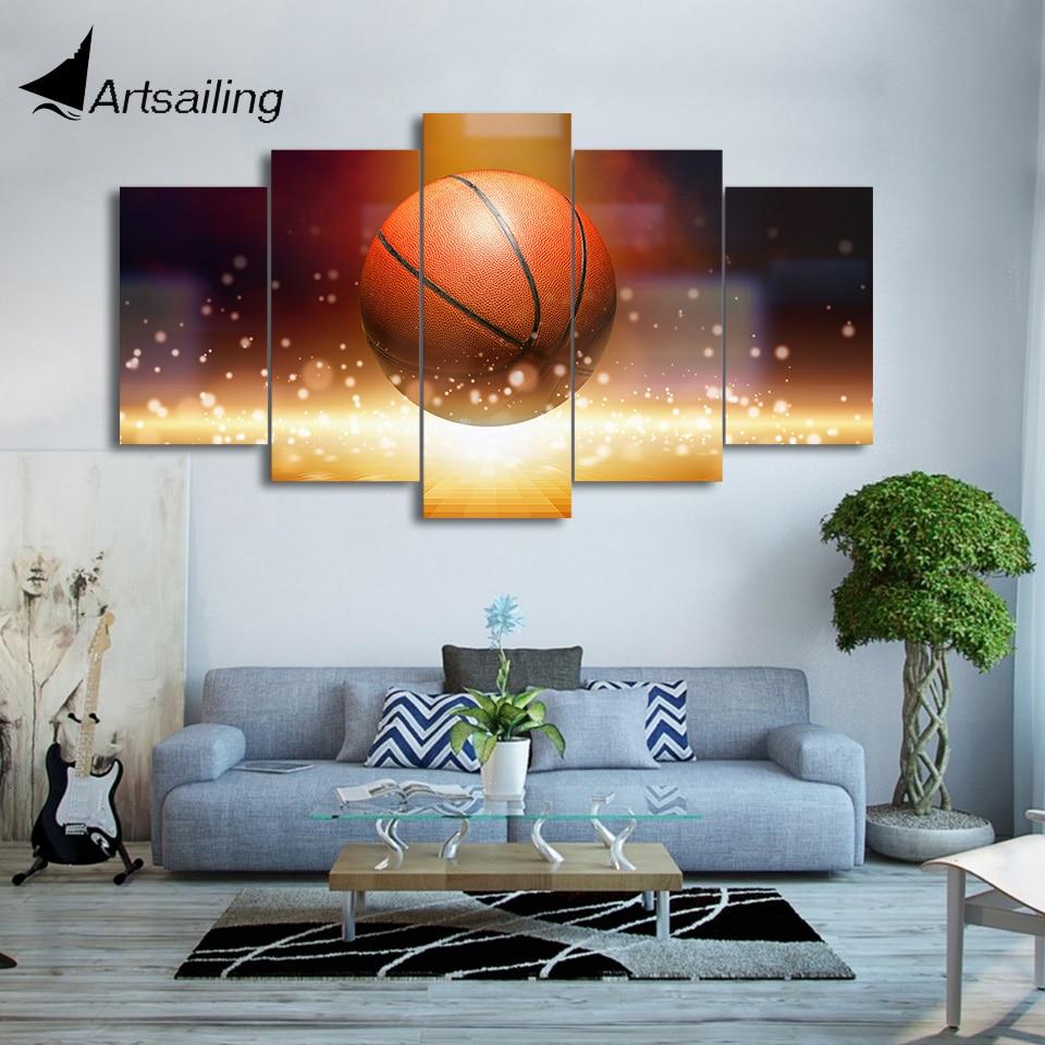 Artsailing lienzo pintura decoración del hogar marco del arte de la ...