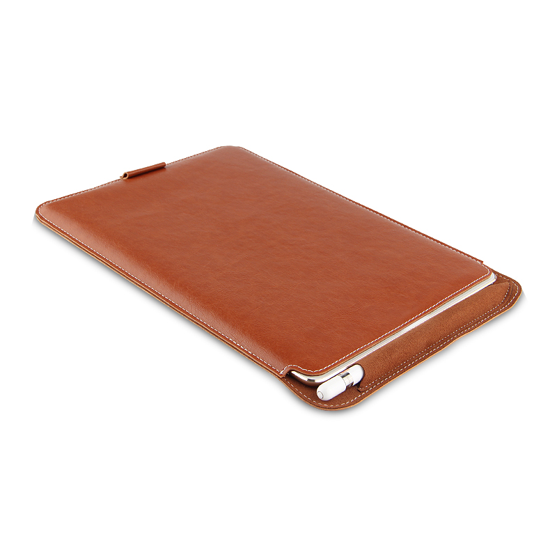 Case Sleeve For iPad Pro 9.7 inch Protective Leather Cases PU Bag Cover with Pencil Slot For Apple iPad Pro9.7
