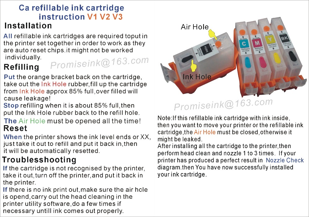 US $29 99  CEYE for CANON Pro100 Refillable Ink Cartridge CISS CIS CLI 42  Series Empty 1set 8pcs-in Cartridge Chip from Computer & Office on