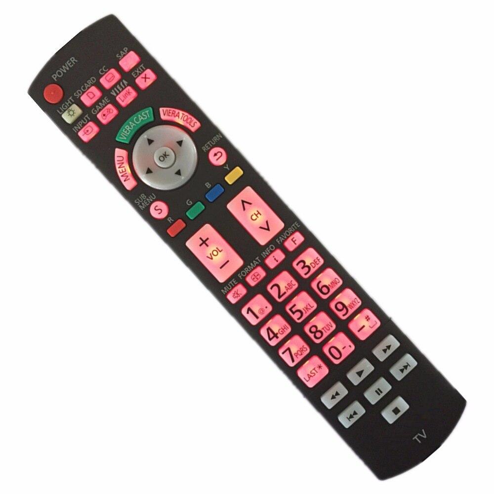 N2QAYB000486 Remote Control USE for Panasonic 2010-11 Plasma TV