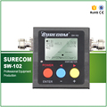 New Arrival VSWR 1.0-19.9 Digital 0-120W VHF UHF Power & SWR Meter 125-525mhz SURECOM SW-102 With Adaptor for Walkie Talkie