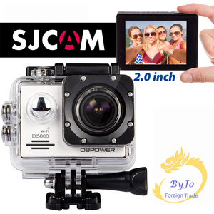 "Image 2 - SJCAM SJ5000 Series Sports Action Camera 4K DV HD 2.0"" SJ5000 WIFI SJ5000X Elite Waterproof camera sport SJ CAM"