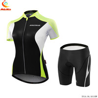 Malciklo Women tenue cyclists clothing ropa maillot ciclismo maillot equipe Lady bicycle jersey MTB sportswear