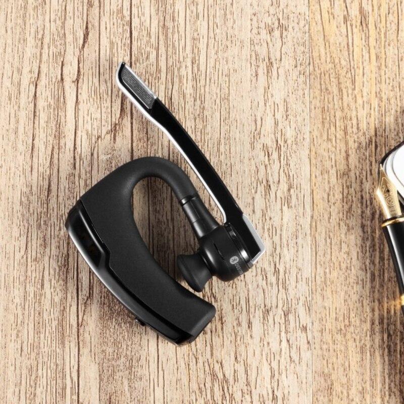 Беспроводная Bluetooth-гарнитура K6 с микрофоном, время разговора 9 часов