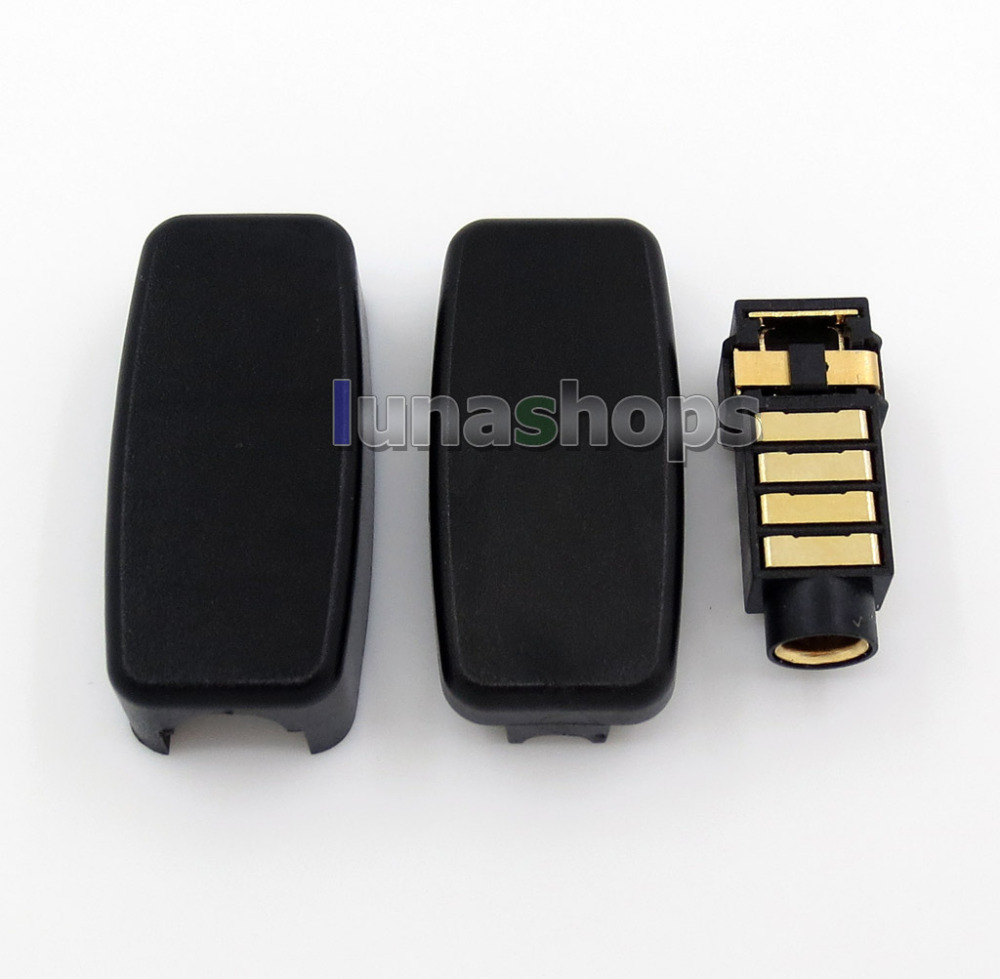 With Housing Female 4.4mm Headphone Earphone Adapter For Sony PHA-2A TA-ZH1ES NW-WM1Z NW-WM1A AMP Player LN005667