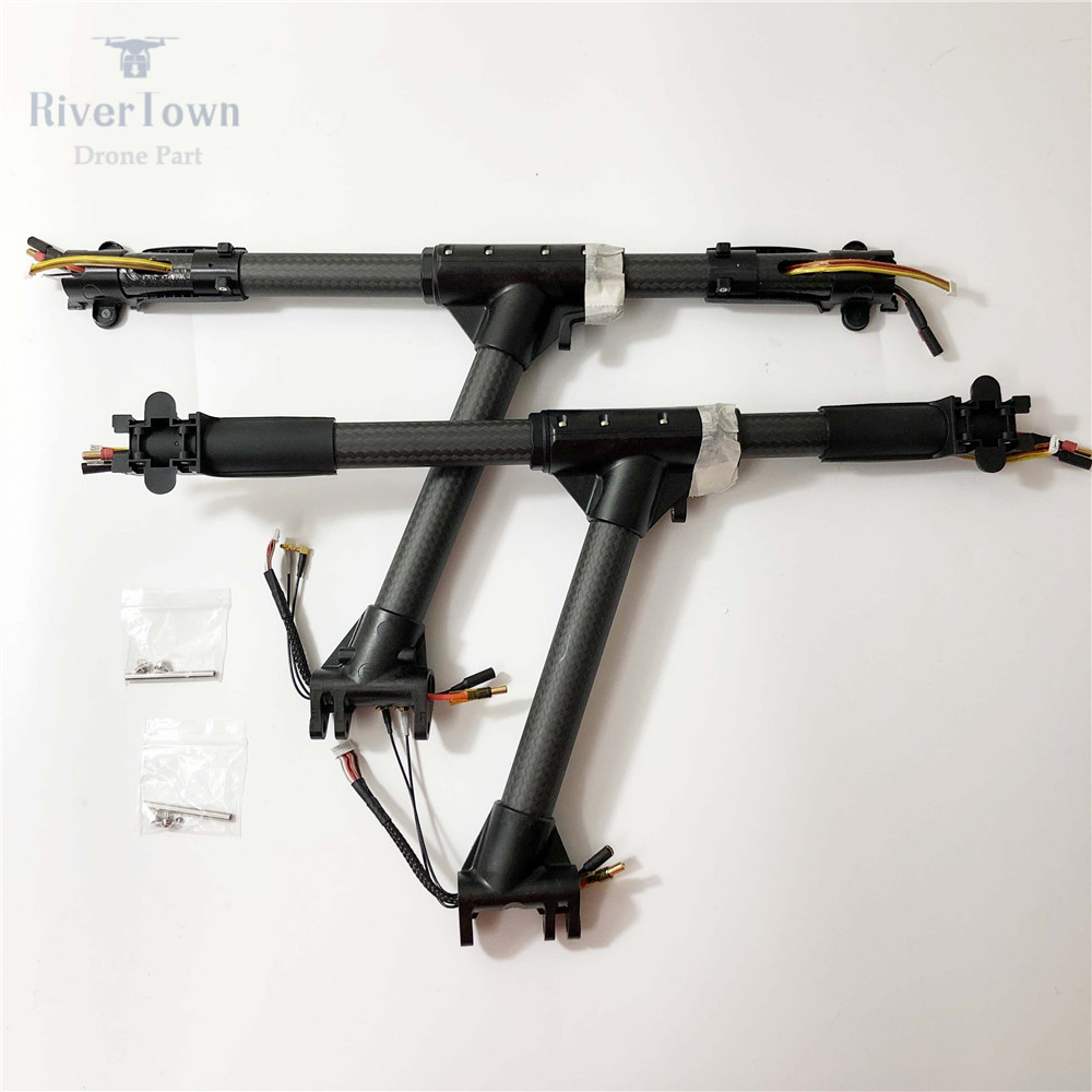 100 Original and New DJI Inspire 1 Left Right Arm with Screws Replacement Component Kit Spare