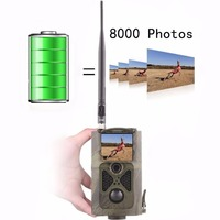 Trail Hunting Camera MMS HC500M HD GSM GPRS SMS Control Scouting 48 IR LED Hunting Camera