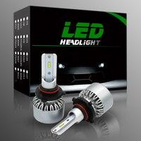 2Pcs Lot PSX24W PSX26W LED Car Headlight Fog Lights Bulb 12CSP H7 H11 H1 9005 9006