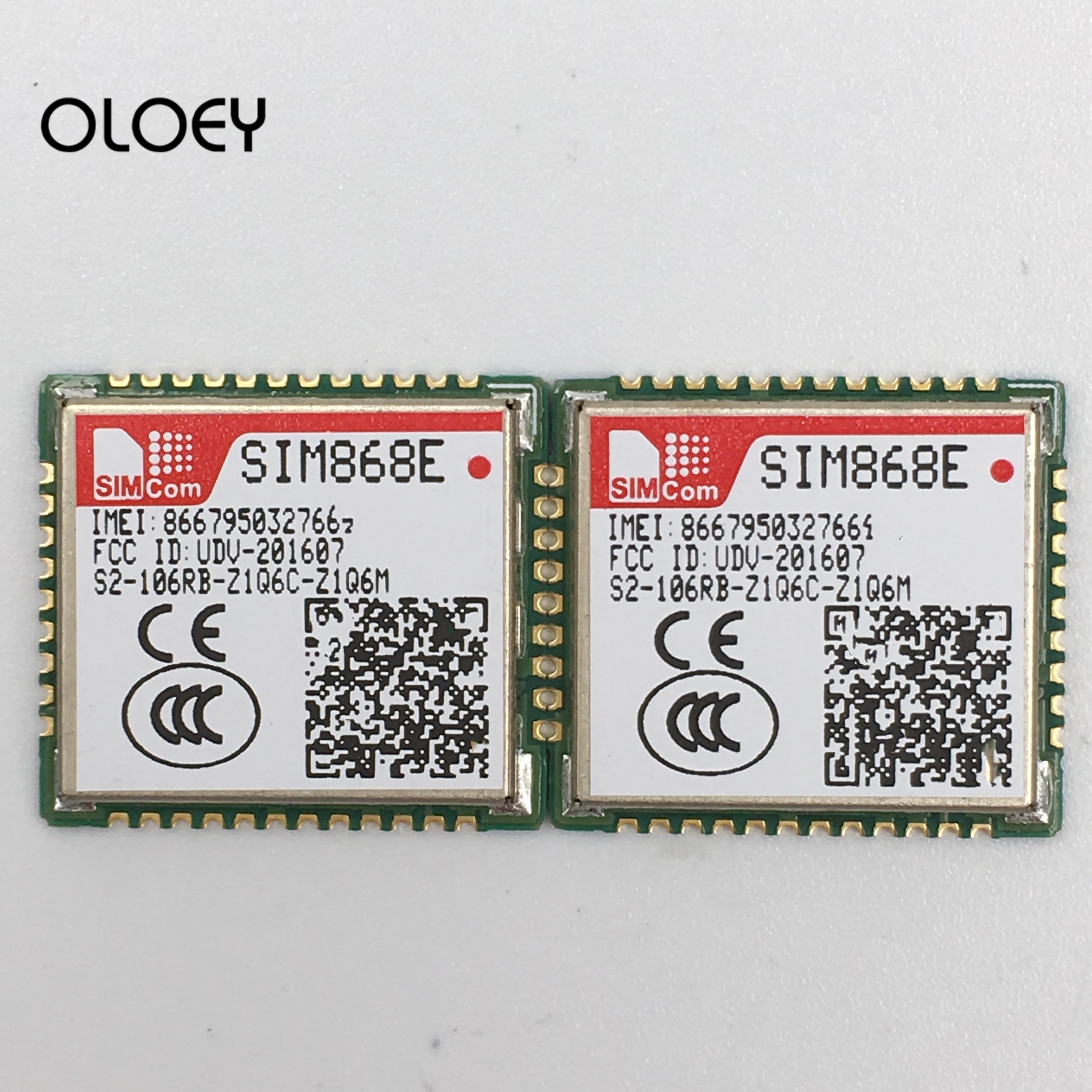 SIM868E GPRS GNSS Bluetooth Module Low Power Consumption, BT4.0 ,Guaranteed 100% New Original Stock SIM868