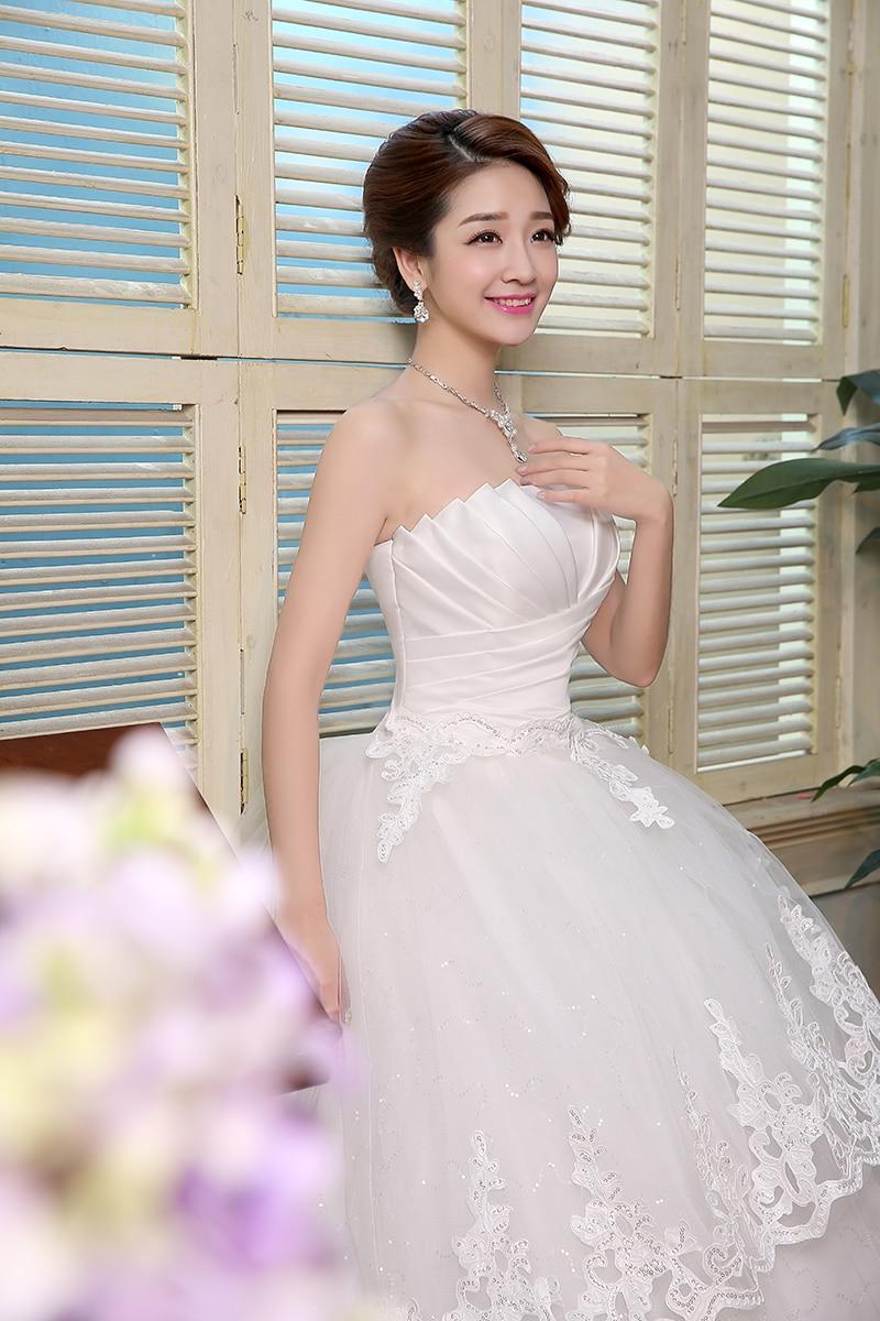 Hot Sale 2016 Sweetange Korean Style Sweet Princess Fashion Tirered Wedding  Dress Laciness Bridal Gowns vestido de noiva HS 112-in Wedding Dresses from  ... 424096cf290c