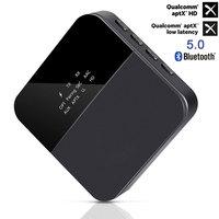 Bluetooth 5.0 Transmitter Receiver CSR8675 aptx HD Bluetooth 5.0 Adapter Optical Audio Blutooth Transmiter Receptor HiFi for TV