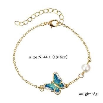 Butterfly Bracelet 2