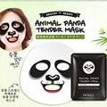 BIOAQUA Cute Panda Животных Серии Маска Для Лица Увлажняющий Увлажняющий Успокаивает Поры Завернутый Управления Масляная Маска Для Лица Маски