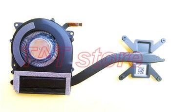 Original for MIIX 710 720 720-12IKB CPU cooling cooler fan heatsink EG50050S1-CA60-S9A AT12V001SS0 test good free shipping
