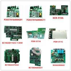 P203781b000G01 | P203781b000G11 | KCR-910A | BC186AB11G53 | PSM-011A | PSM-011C | BC186A437G52 | BC186A685G51 | W266280G02 używane pracy