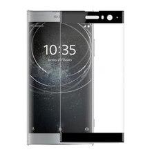 מזג זכוכית עבור Sony Xperia XA2 בתוספת אולטרה XA2Ultra H3113 H4113 H3213 H3213 H4413 מסך מגן מגן סרט משמר