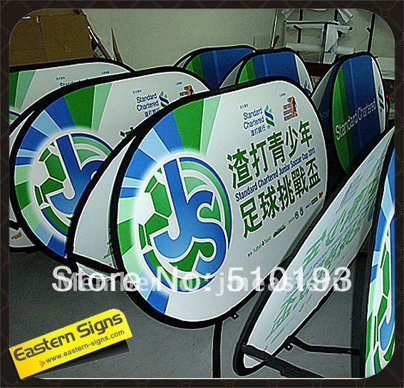 100x200 cm Promotion Horizontal Pop-up A Frame