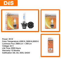 bulb 12v SHUOKE HID Best D4 Xenon Cool Blue Headlight Lights Bulbs Replacement Headlamp HID Bulb 1 Pair 12V 35W 3200Lm 4300K 5000K 6000K (5)