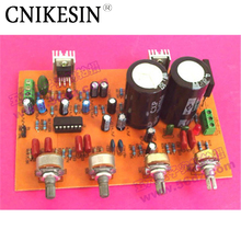 CNIKESIN Diy TDA2030 with front stage power amplifier board electronic production kit  Electronic suite