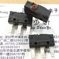 10PCS LOT Import D2SW P01L 30TS Dustproof Waterproof Micro Switch Limit Stroke Switch