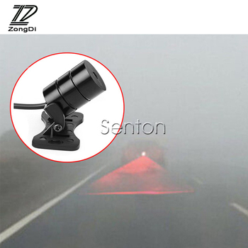 12V Warning Anti Collision Car Laser Tail Fog Light LED for Mercedes W203 BMW E39 E36 E90 F30 F10 Volvo XC60 Alfa Romeo Audi Q7 image