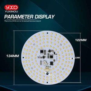 Image 2 - Fahrer 100W AC Led Wachsen Licht LED Lampe Volle Spektrum Samsung LM301B 3000K 660nm DIY LED Anlage Wachsen licht für Veg/Blüte