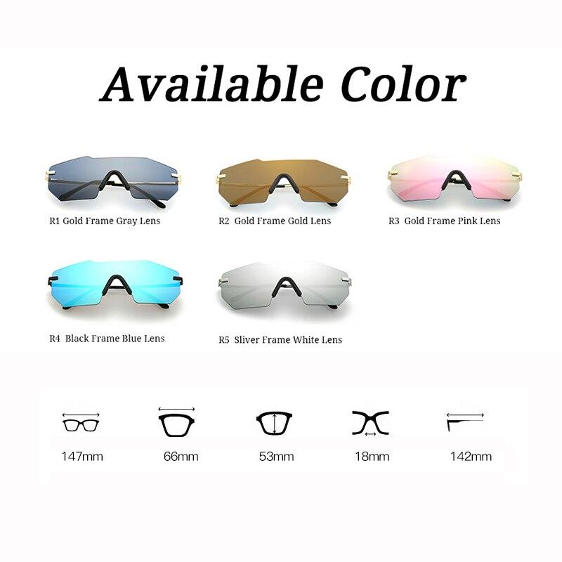 ... Vintage Envoltório de Metal Óculos De Sol Da Marca Designer Óculos de  sol UV400. US  6.20. Ver Oferta. 9.016.906.718.518.755.958.843.48 3211d497e7