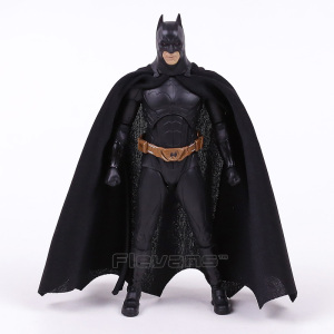 Neca começa batman bruce wayne pvc action figure collectible modelo toy 7 polegada 18 cm