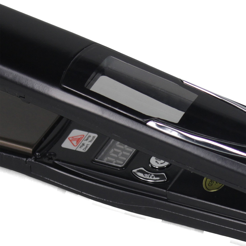 Madami Titanium Hair Straightener Iron Vibrate Message Keratin 470F Flat Iron Fast Vibrating Professional Iron Salon Hair Iron (4)