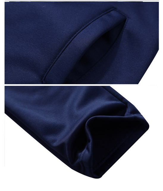 BOLUBAO Men Tracksuit Outwear Set 2 Pieces Autumn Sporting Male Fitness Sweatshirts & Sweatpants Sets Men's 5