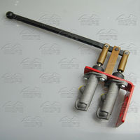 2013 NEW SPECIAL OFFER Twin Dual Double 0 7 Cylinder Hydraulic Drift Rally Hand Brake Vertical