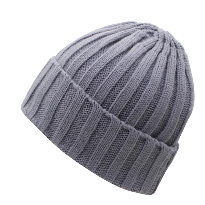 قبعة صوف رجالي دافئة 5