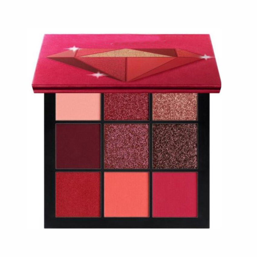 Beauty & Health Trend Mark 2018 New Eye Cosmetics Ruby Amethyst Emerald Topaz Sapphire 9 Shades Eyeshadow Palette Precious Stones Collection Pick Color