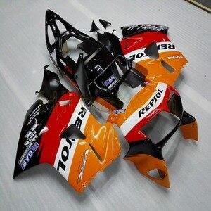 Image 3 - Обтекатель для мотоцикла, изготовленный на заказ, ABS ДЛЯ VFR800, 1998, 2000, 2001, VFR 800, 98 01, Botls, белый, красный, M2